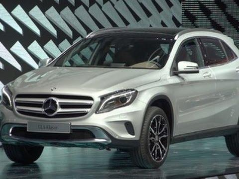 Car Tech - 2015 Mercedes GLA Review