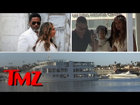 Tina Knowles Got Married (Again)