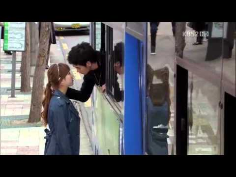 Dream High Ep 16 - Sam Dong and Hye Mi kiss scene (Cut HD)