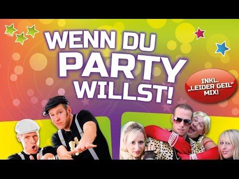 WENN DU PARTY WILLST