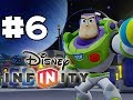 Disney Infinity - Gameplay Walkthrough - Toystory in Space Playset - Part 6 (HD)
