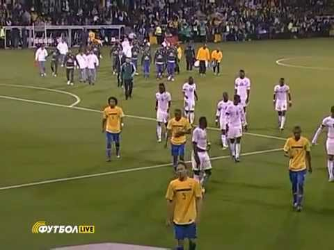 Brazil vs Ghana (1-0) Full Highlights Friendly 2011 - All Goal And Highlights