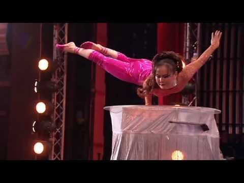Britain's Got Talent Seaon 2 - Iona The Contortionist