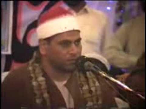 القارئ الشيخ احمد سلمان فى باكستان