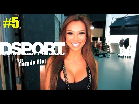 Dsport Magazine Cover Photo Shoot - Vlog #5