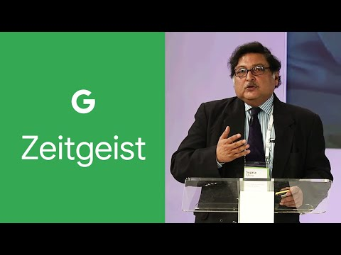 Let Learning Happen - Sugata Mitra at European Zeitgeist 2011