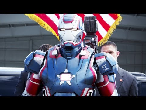 Iron Man 3 Trailer 2012 - Official 2013 Movie [HD]