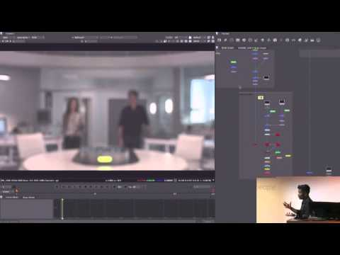 NAB 2015: Compositing for Episodic TV using NUKE