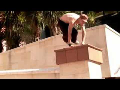 Physical Graffiti: Parkour Is