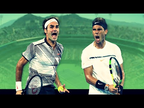 Roger Federer vs Rafael Nadal - ATP Indian Wells 2012. Highlights (bojan svitac)