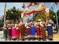 Lao New Year 2013 - Wat Lao Riverside, California