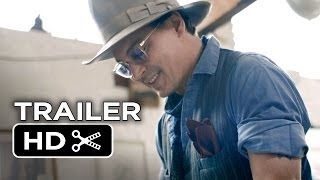 For No Good Reason Official Trailer 2 (2013) - Johnny Depp, Ralph Steadman Documentary HD