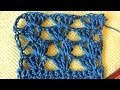 Ажурные узоры крючком вязание крючком схемы Easy Ruffled Beginner Crochet