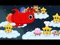 Фрагмент с средины видео - Twinkle Twinkle little star - Nursery Rhymes and kids songs  -- Morphle's Nursery Rhymes