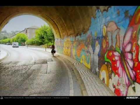 VIDEOCLIP Traseu MTB El Camino de Santiago del Norte - 3: Santander - Santillana Del Mar - Colombres