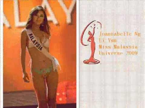 Most Sexy Miss Malaysia Universe