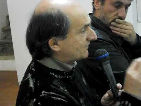Daniele Ialacqua ''Ecomafia'' nella ex Chiesa del Carmine Taormina - progetto Omaggio a Taormina