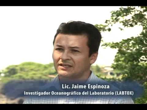 Monitoreo de las Costas de El Salvador por el Laboratorio de Toxinas Marinas de la UES