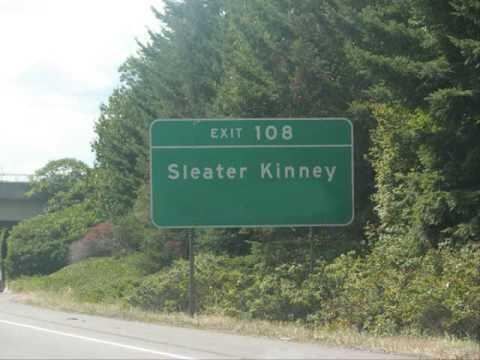 Sleater Kinney - Maraca