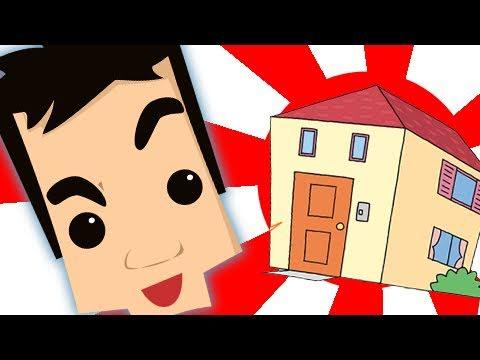 A vida no Japão - Casa do Hiro