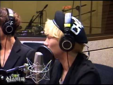 130228 SHINee Key Morning Call Punishment ShimShimTapa