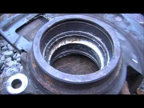 2004 Nissan Maxima Wheel Bearing Replacement