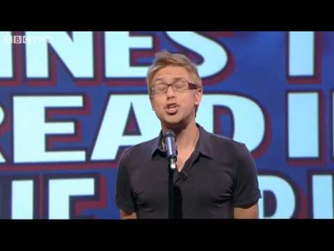 UNLIKELY LINES TO READ IN THE BIBLE - Mock the Week Series 9 Episode 2 - BBC Two