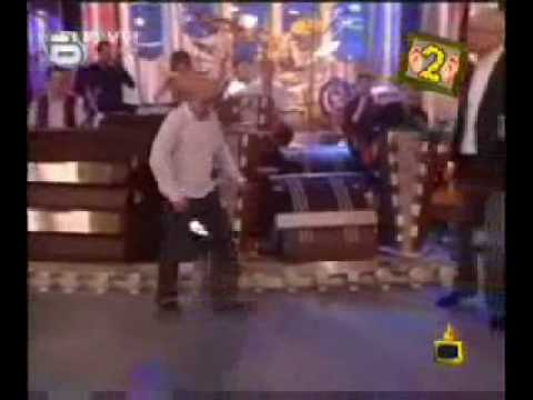 slavi show- godji dance (funny)