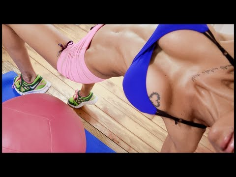 Show Your Skin Workout Tutorial