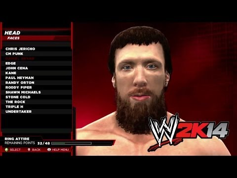 "EXCLUSIVE ""WWE 2K14"" GAMEPLAY featuring the creation suite - Part 2"