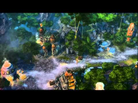 Might&amp;Magic Heroes VI - Trailer Factions Environments [UK]