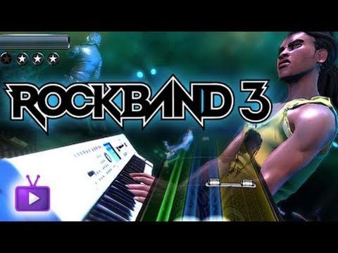 ★ Rock Band 3 - Elton John - Crocodile Rock! - TGN