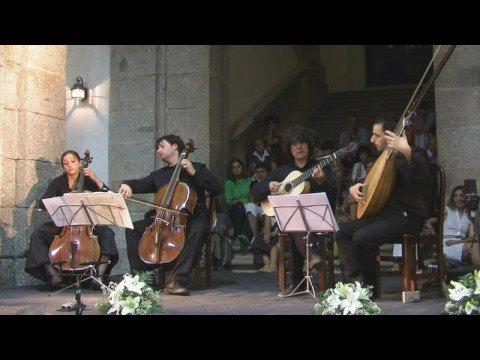 Boccherini Cello Sonata G.4: Josetxu Obregon - La Ritirata
