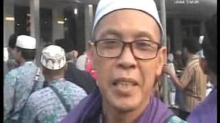 <span>Jamaah Haji Pacitan Tiba</span>