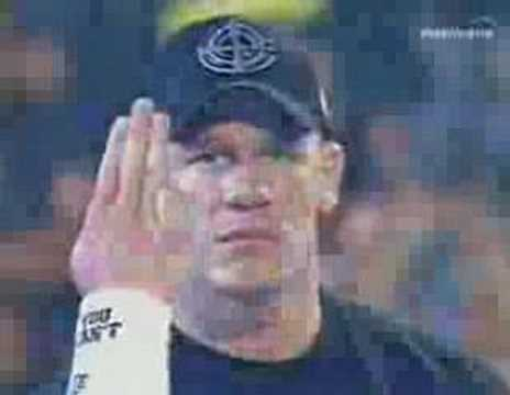 John Cena - If all ended tomorrow