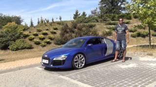 Audi R8 V10 525KM - wideotest AutoCentrum.pl