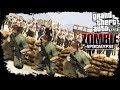 ВЫЖИВАЕМ И ИЩЕМ УБЕЖИЩЕ В ZOMBIE APOCALYPSE В GTA 5 ONLINE (ГТА 5 ОНЛАЙН) - ROOF