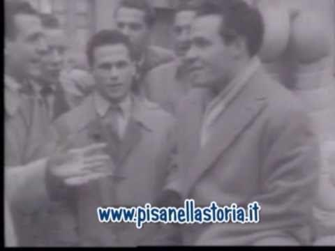 Il Pisa nel 1948 - Video storico esclusivo - www.pisanellastoria.it