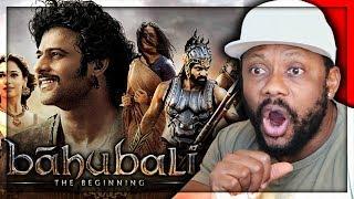 Baahubali - The Beginning Trailer | Prabhas,Rana Daggubati,Anushka Shetty,Tamannaah | REACTION!!!