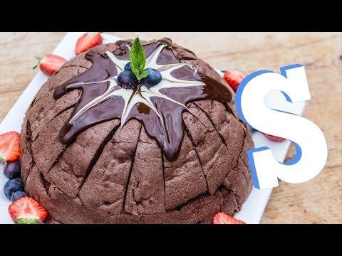 Mint Chocolate Zuccotto Recipe - SORTED