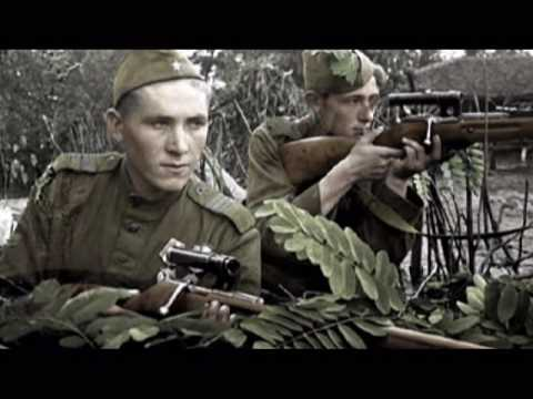 Snipers of The Red Army - Soviet Sniper