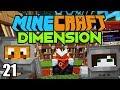 ENDLICH LVL30 - JETZT WIRD VERZAUBERT ☆ Minecraft DIMENSION #21