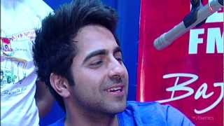 Nautanki Saala Promotions | Red Fm Delhi | Part - 1