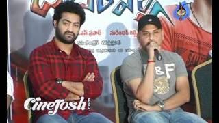 Oosaravelli Movie Press Meet