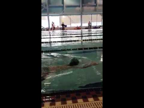 100 m breaststroke