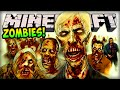 "Minecraft Zombies! - ""I AM TRAPPED!"" - LIVE w/ Ali-A!"