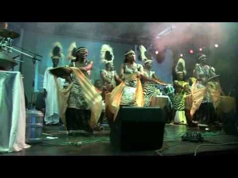 AFRO INDIAN (Gujarati Folk) FUSION by SANDEEP RAVAL