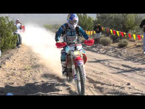 JCR/Honda Goes 1st and 2nd at the 2011 Baja 500