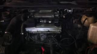 ДВС (Двигатель) Volkswagen Passat B4 Артикул 900037249 - Видео