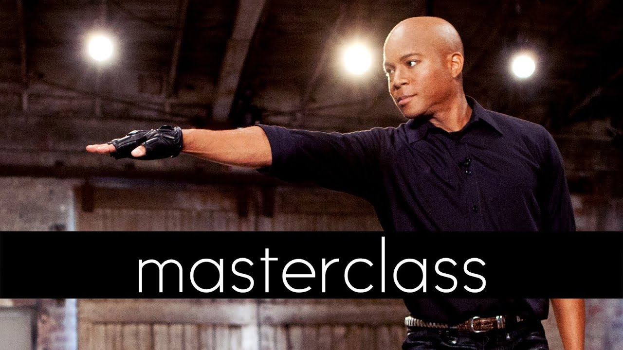 MASTERCLASS: TRAVIS PAYNE INSTRUCTIONAL PT 2 [DS2DIO]